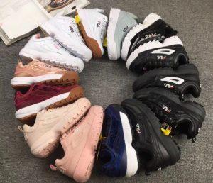 Fila斐乐鞋子怎么样,斐乐有什么款式是什么档次